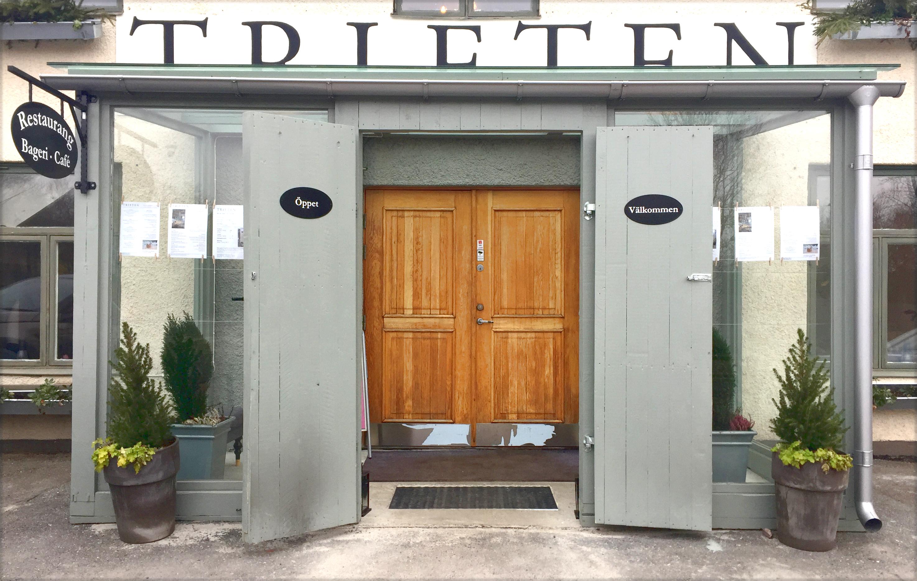 Restaurang Triften, Stockholmsvägen 114, Täby – Ombyggnation