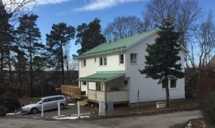 Hagvägen 12, Sollentuna – Helt nytt hus