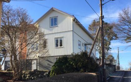 Terserusvägen 29, Bromma – Påbyggnad