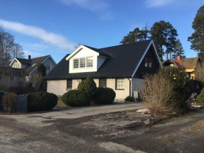 Grippsvallsvägen 20, Täby – Ny takkupa